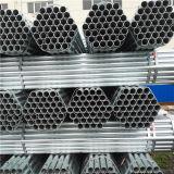 Tubulação galvanizada A53 de BS1387/ASTM para a água e a construção