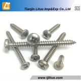 Side Head Combined Slotted Drive Self-service Drilling Screws