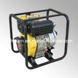 Pompe à eau Diesel à haute pression de 2 pouces Couleur jaune (DP20H)