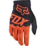 Sport esterni di nuovo disegno alla moda di Orange&Black che corrono i guanti (MAG77)