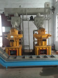 Лепешка сторновки делая завод машины