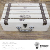 Hongdao Wein-Kasten-Paar-Flaschen, die Box_F verpacken