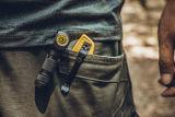 Keychain AAA 빛 220 루멘 크리 말 XP-G3 LED/Nichia 219c LED 플래쉬 등