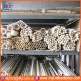 Résistant à la chaleur industrielle à gros diamètres Pureté 99% High Alumina Ceramic Tube