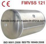Tanks de Van uitstekende kwaliteit van de Lucht van het Aluminium van de vrachtwagen