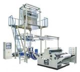 持ち上がることおよびRotating Machine Head Plastic Film Blowing Machine (CHSJ-50/55/65C)