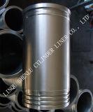 Тепловозная втулка рабочей втулки цилиндра запасных частей используемая для двигателя 3306/2p8889/110-5800 гусеницы