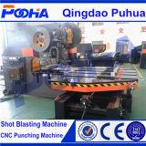 Цена пробивая машины CNC специального тяжелого сбывания стальной плиты 2017 горячего гидровлическое