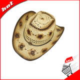 Sombrero de vaquero, sombrero de paja, sombrero de papel Twisted, sombrero de vaquero de papel