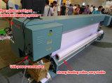 Infiniti/impresora solvente grande principal del desafiador el 10ft Seiko para hacer publicidad de la impresión de Digitaces
