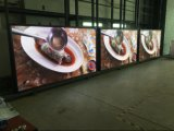 Video LED comitato di pubblicità di P4
