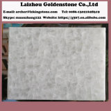 Mattonelle di pavimento di marmo di cristallo Polished bianche