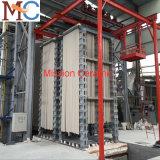Rouleau de quartz de silice protégée par fusible de température élevée