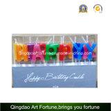 Свечка дня рождения для изготовления декора случая партии