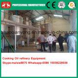 Sojabohnenöl der Öl-Maschinen-Fertigung-10t-200tpd, Erdnuss-Erdölraffinerie-Zeile