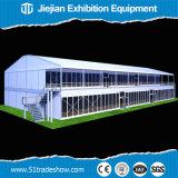 LuxuxCar Ausstellungsraum Tent mit Glass Walls