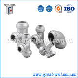 Pipe Fitting Hardware를 위한 OEM Steel Investment Casting Parts