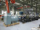 генератор 20kVA~1500kVA звукоизоляционный Cummins тепловозный (YM-C1200)