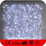 2mx3m 600のLEDのクリスマスの白いカーテン妖精ストリングライト