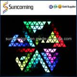 段階の照明RGBフルカラーLEDデジタルピクセルライト