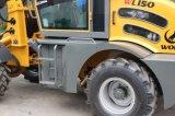 販売のためのオオカミ1.5tの車輪のローダーZl15