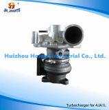 Turbocompressor voor Isuzu 4ja1 4ja1l 4jx1tc Rhf4 8-97240-2100 8-97240-2101