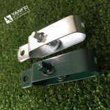 Гальванизированный или зеленый тензор веревочки провода Plast для затягивать