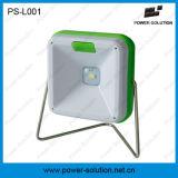 Lámpara de lectura del vector LED solar portátil para la iluminación solar interior