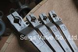 ステンレス鋼弁の精密鋳造の部品