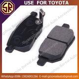 Gebruik voor Stootkussens 04466-02210 van de Rem van de Prijs van Toyota Concurrerende
