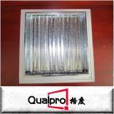 Quadratischer Deckendiffuser (zerstäuber) mit Multiblendenverschluß Dämpfer AR6120