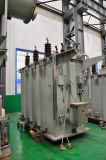 35kv de Winding van S (f) Z11type Twee, de Transformator van de Verordening van de Macht van het Voltage van de op-lading
