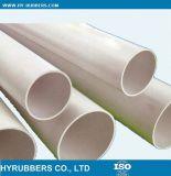 Fábrica plástica clara del tubo del PVC