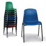 プラスチックOffice Chair、Staff、Lightweight Office ChairのためのWhite Foldable Office Chair