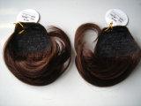 100 челок человеческих волос