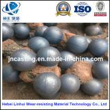 Bille élevée de moulage de chrome/billes de meulage de bâti de bille en acier/chrome/haut bille d'exploitation de résistance à l'usure de dureté