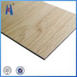 Panneau composé en aluminium en bois de bonne qualité à vendre