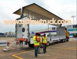 Cimc 50 Tons Van Semitrailer vicino