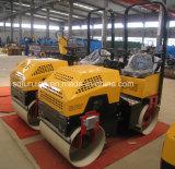 Compressor da estrada do rolo de estrada do vibrador de 1 tonelada mini (FYL-880)