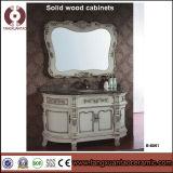 Шкаф ванной комнаты типа сбор винограда (B-8061)