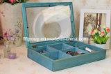 Caja de madera del perfume del diseño clásico respetuoso del medio ambiente
