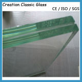 12 Milímetro + 1.52 PVB + 12 Milímetros de Vidrio Laminado Templado