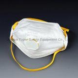 Mascherina di polvere protettiva pieghevole del CE En149 della maschera di protezione N95 (DM2016)