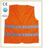 Chaleco reflexivo de la seguridad del Ce barato caliente (R122/R122-P)