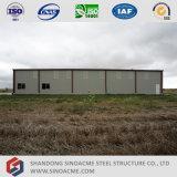 Construction légère préfabriquée de mémoire de structure métallique