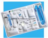 Ht-0447 Kit de kit de cateter venoso central de série de série de estética