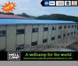 Niedrige Kosten-modulares vorfabriziertes Haus für Arbeitslager-Anpassung