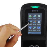 3 comparecimento biométrico do tempo da impressão digital do reconhecimento de WiFi da exposição de cor da polegada TFT