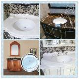北アメリカのCupcの陶磁器の下の反対の浴室の洗面器(SN005)