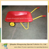 Alta qualità Kids Wheelbarrow con un Solid Wheel (WB0102)